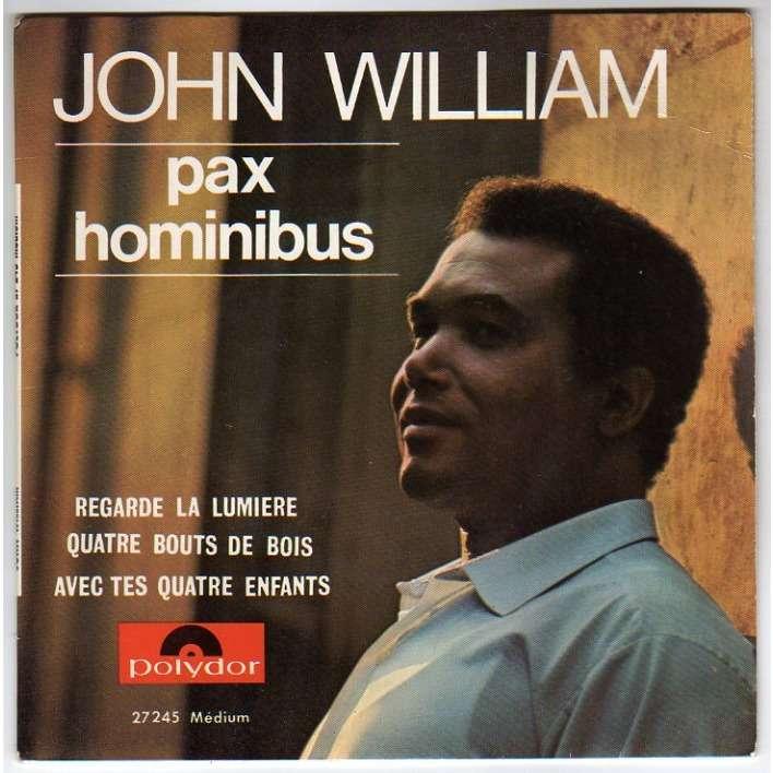 WILLIAM JOHN PAX HOMINIBUS + 3