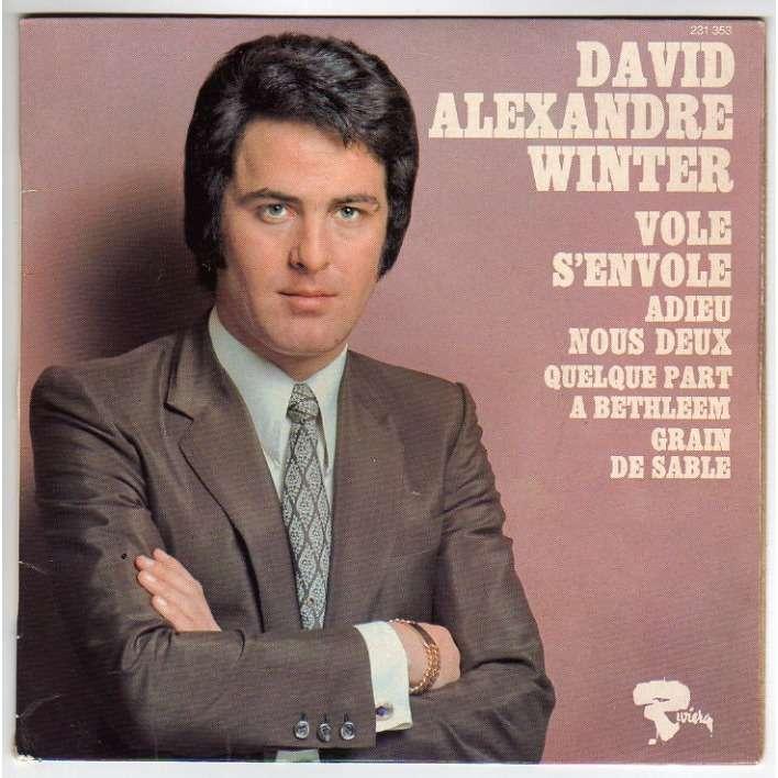 WINTER DAVID-ALEXANDRE VOLE S'ENVOLE + 3