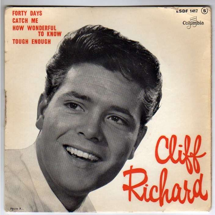 RICHARD CLIFF FORTY DAYS + 3