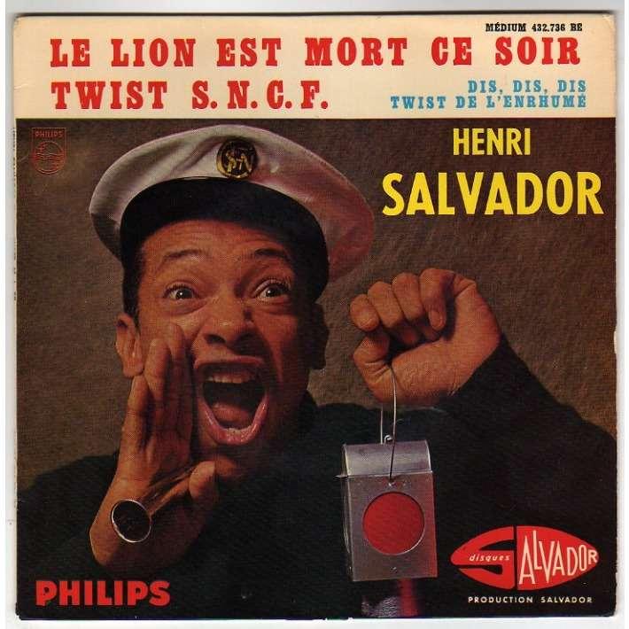 Henri salvador le lion est mort ce soir for Dans jungle terrible jungle le lion est mort ce soir youtube