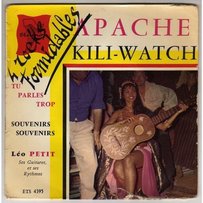 PETIT LEO KILI-WATCH + 3 - LANGUETTE - 4 ROCKS FORMIDABLES