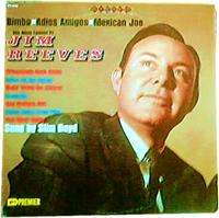 Hits Made Famous By Jim Reeves