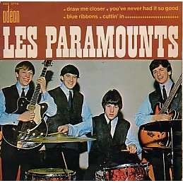 paramounts ep odeon soe 3774 original ep france 1965