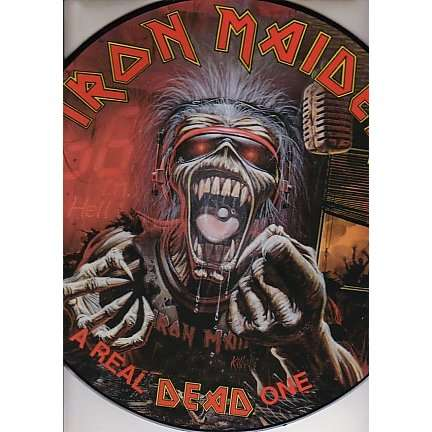 iron maiden a real dead one