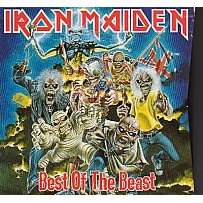 iron maiden best of the beast coffret