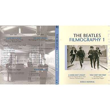 the beatles filmography 1
