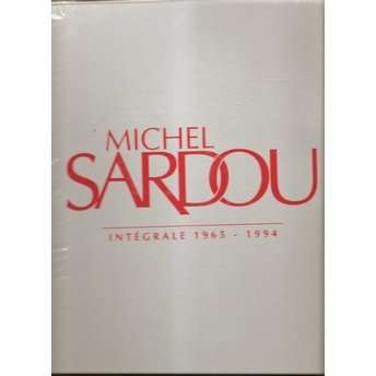 michel sardou l'integrale coffret 15 cds