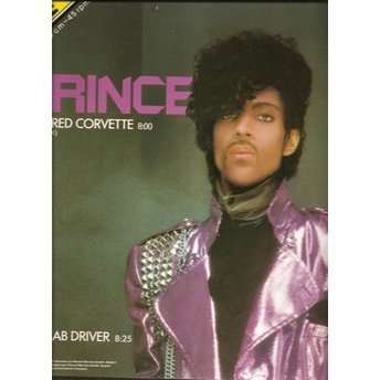 Little Red Corvette By Prince 12inch With Rockinronnie Ref114096816