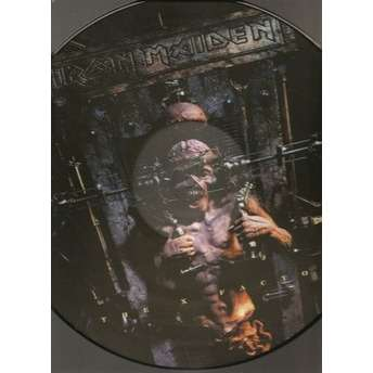 iron maiden the x factor picturedisc