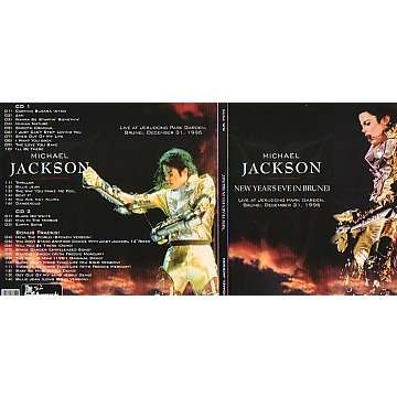 michael jackson new year's eve in brunei