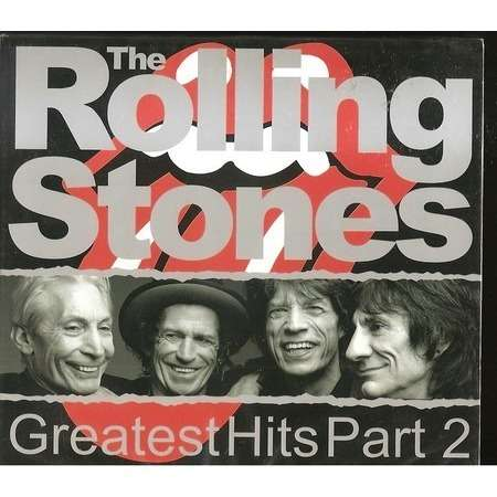 Greatest Hits Part 2 By The Rolling Stones Cd X 2 With
