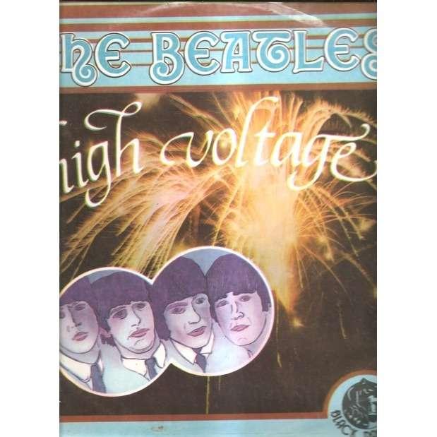 the beatles high voltage