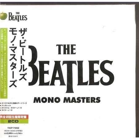 the beatles mono masters