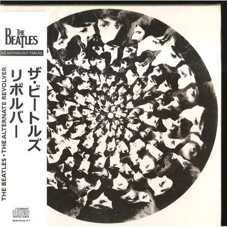 The Alternate Revolver By The Beatles Cd With