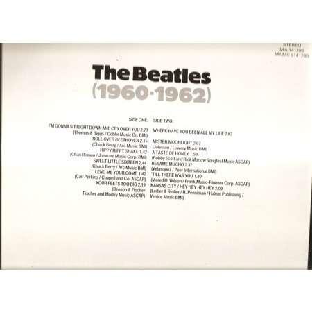 the beatles 1960-1962