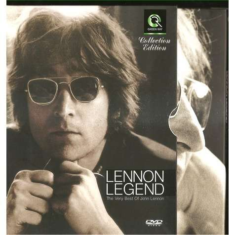 Lennon Legend By John Lennon Dvd With Rockinronnie Ref