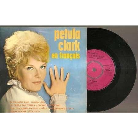 petula clark chante en francais