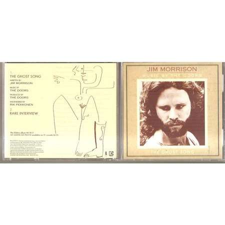 jim morrison the doors the ghost song promo