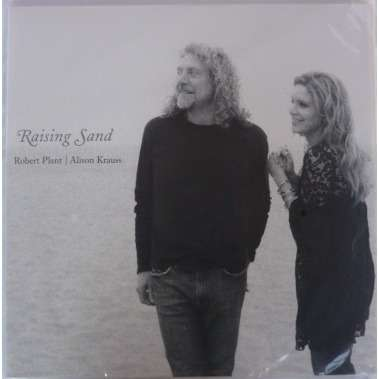 raising sand by ROBERT PLANT & ALISON KRAUSS, LP x 2 with ... Raising Sand Robert Plant And Alison Krauss