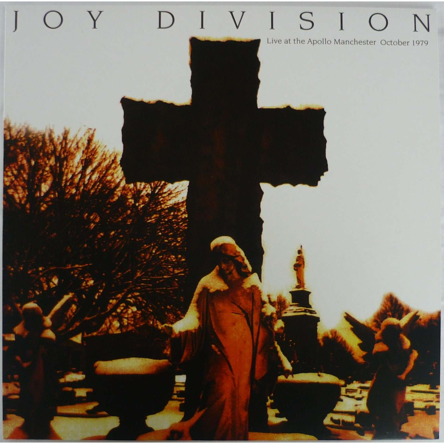 Live At The Apollo Manchester October 1979 By Joy Division
