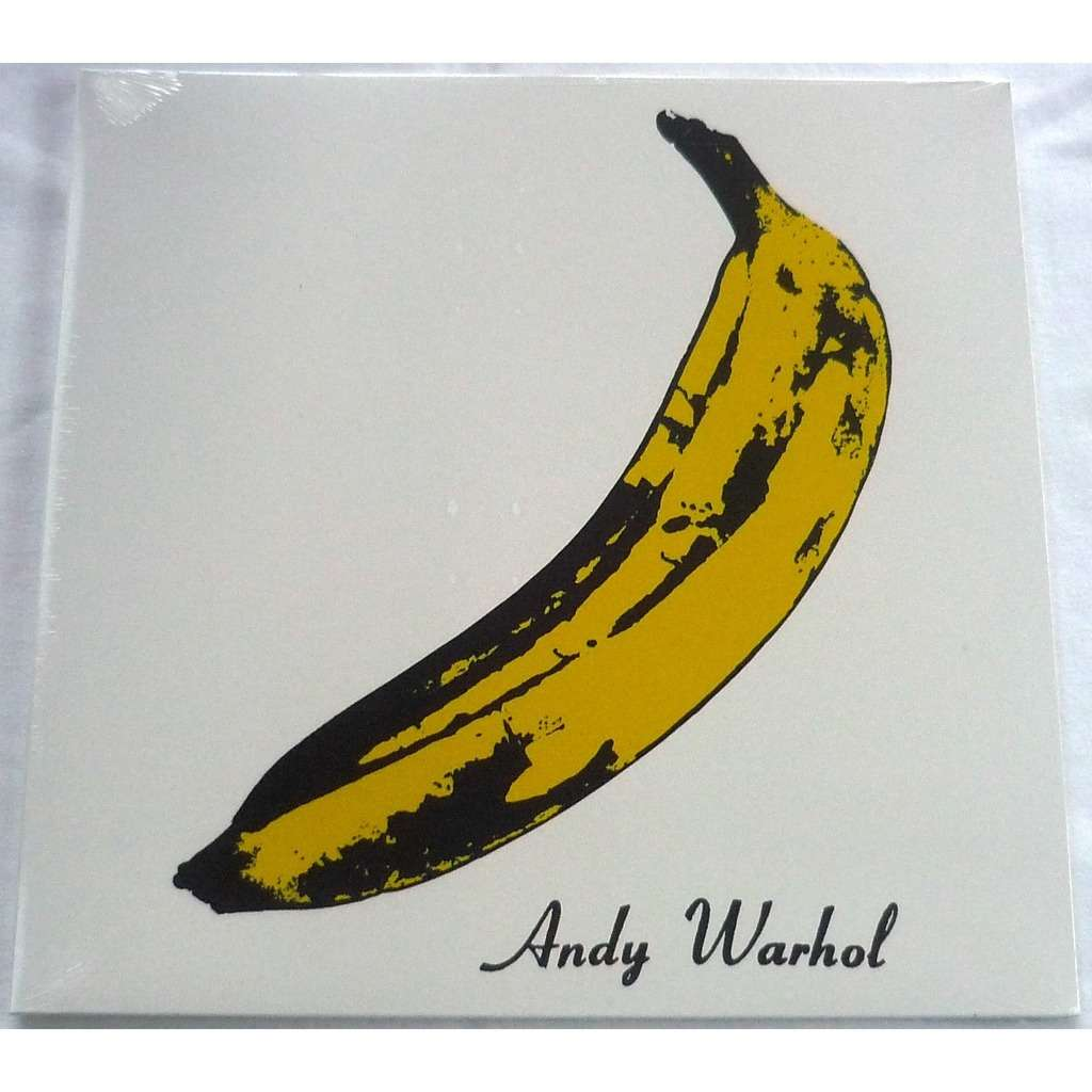 Andy Warhol By The Velvet Underground Lp With