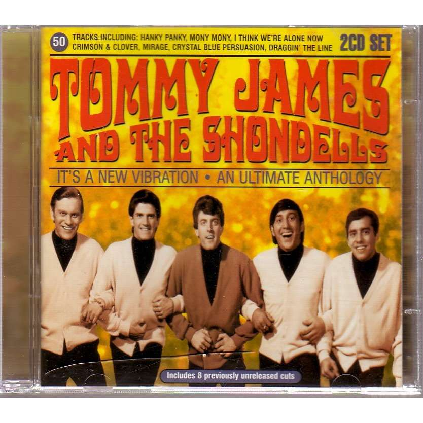 tommy james and the shondells BEST AN ULTIMATE ANTHOLOGY