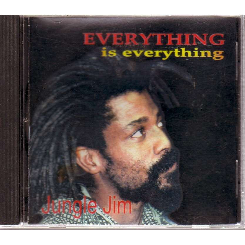 JUNGLE JIM LIFE TIME    EVERYTHING IS EVERYTHING