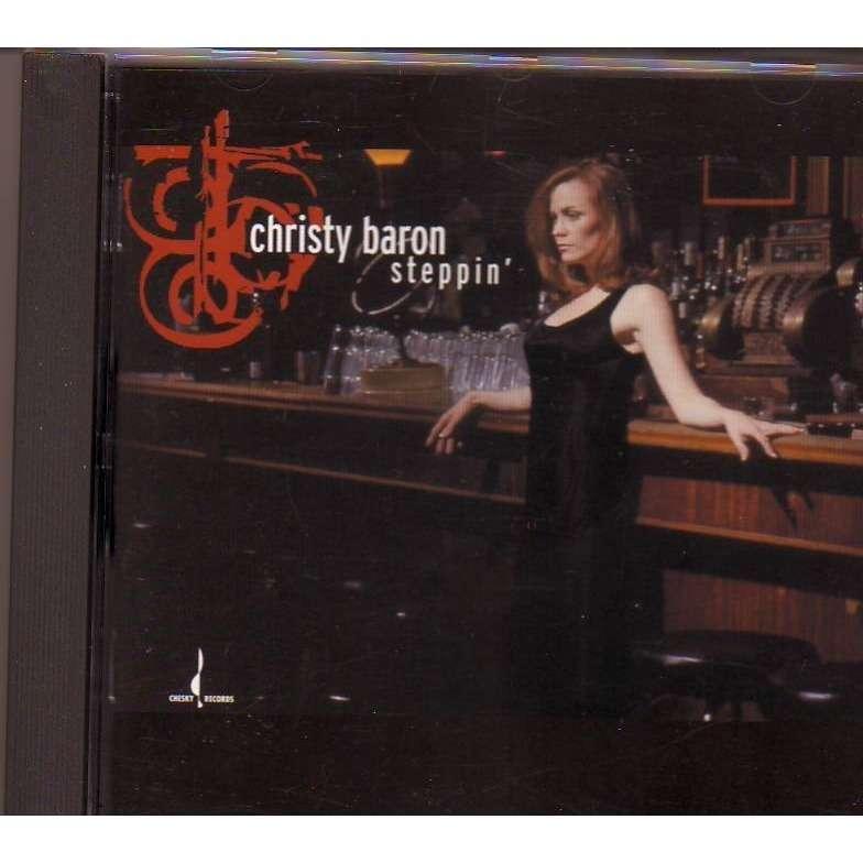 CHRISTY BARON STEPPIN
