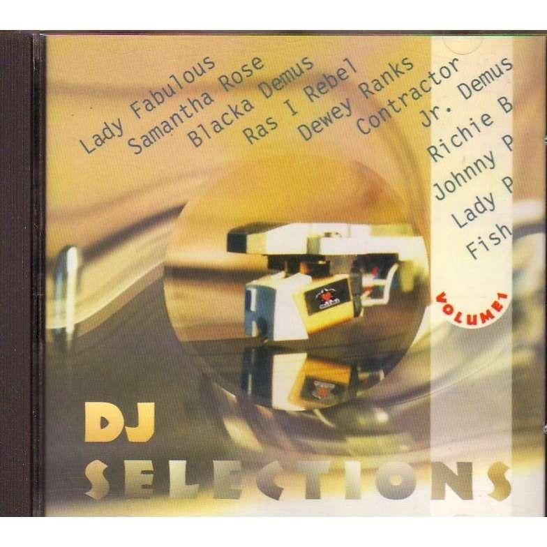 DJ SELECTIONS VOLUME 1