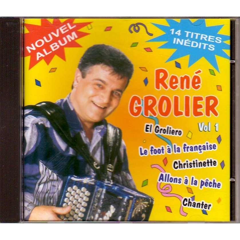 RENE GROLIER EL GROLIERO
