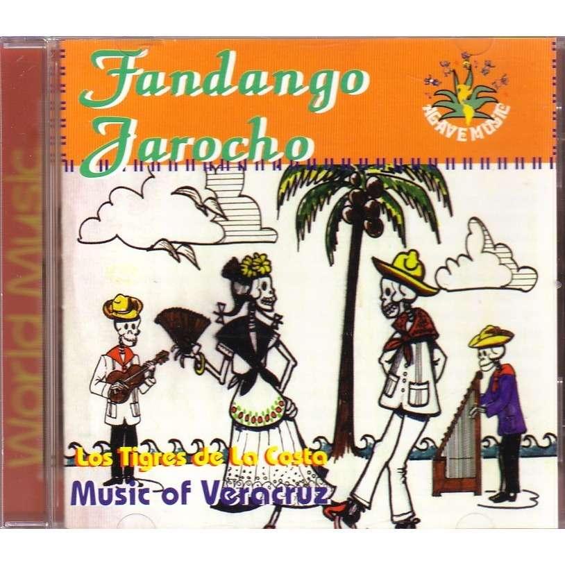 LOS TIGRES DE LA COSTA FANDANGO JAROCHO     MUSIC OF VERACRUZ