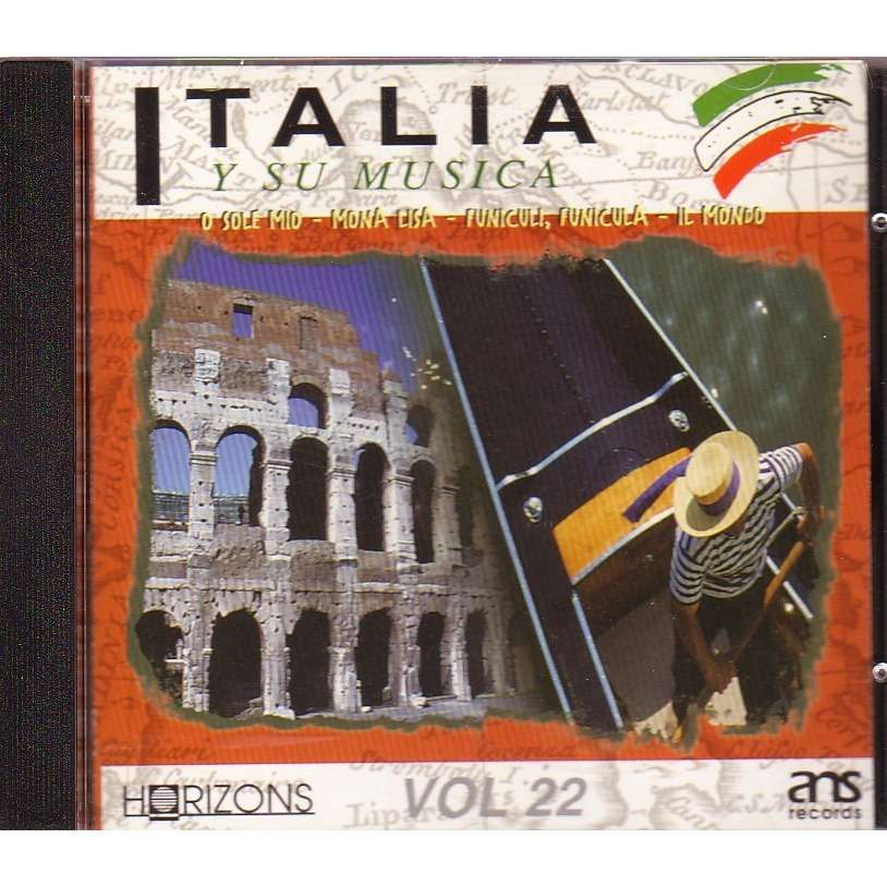 ITALIA SOLO MIO - MONA LISA