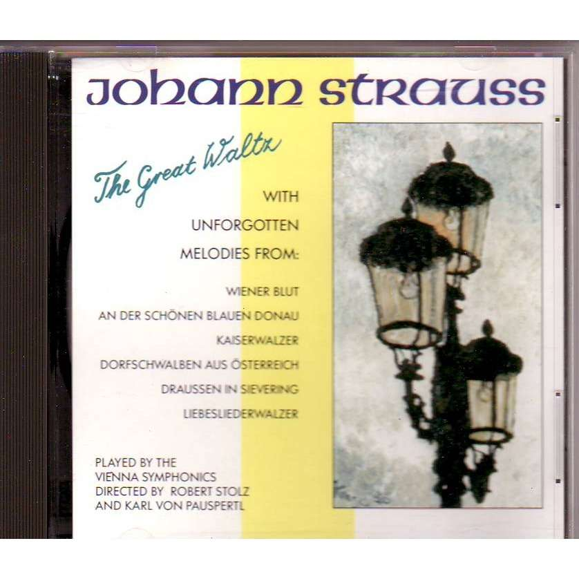 Johann Strauss THE  GREAT WALTZ