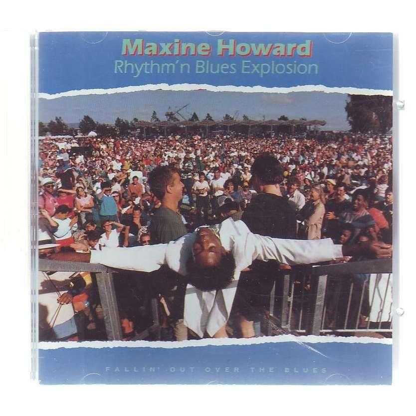 MAXIME HOWARD RHYTHN'N BLUES EXPLOSION