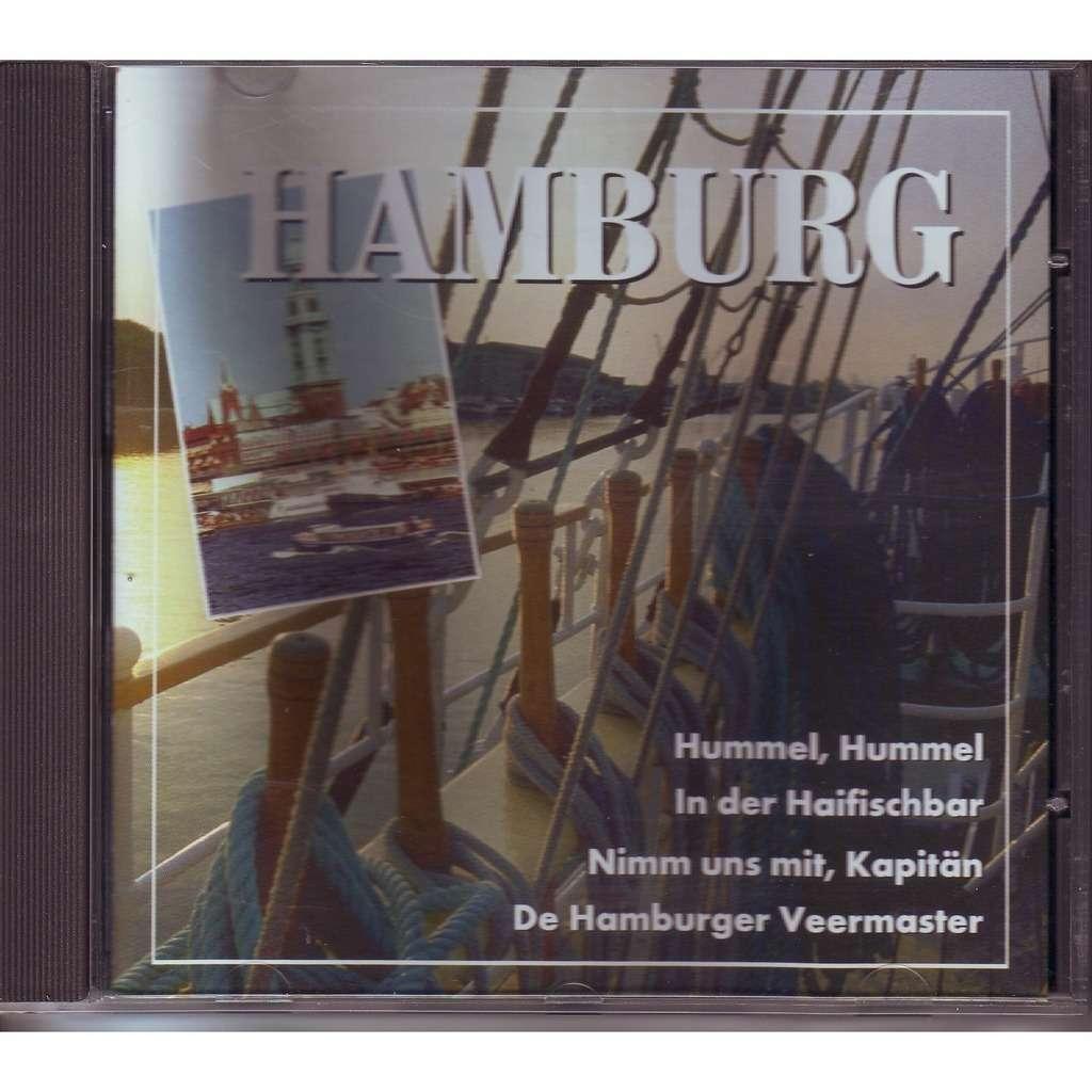 HAMBOURG HUMMEL , HUMMEL / IN DER HAIFISCHBAT....