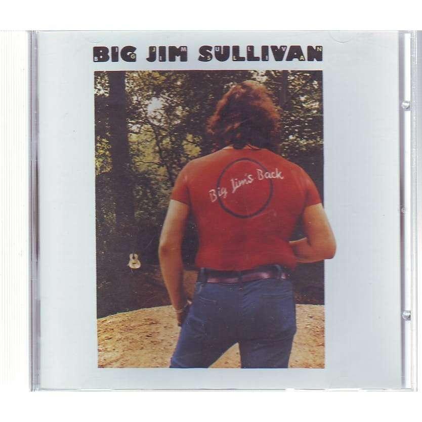 big jim sullivan BIG JIN'S BACK