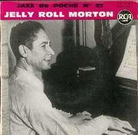 Jelly Roll Morton Jazz de poche N 2
