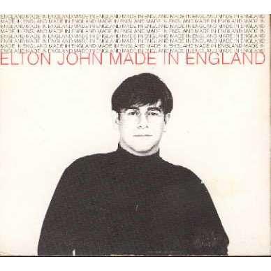 Elton John & John Lennon Made in england
