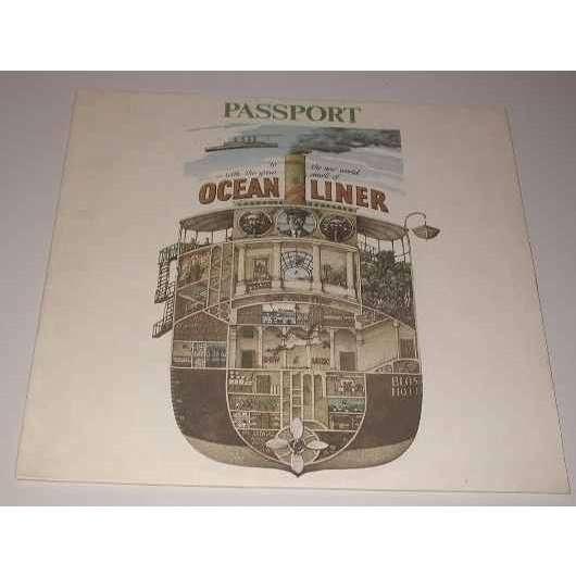 PASSTPORT OCEANLINER