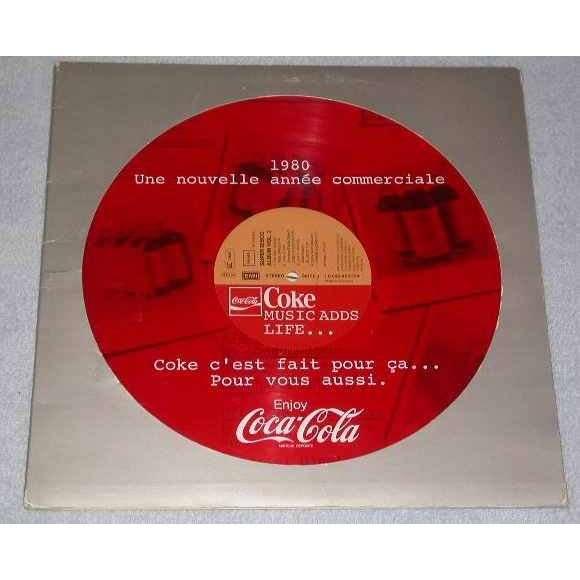 disco vol 2 enjoy coca cola lp 売り手 safir id 113773332