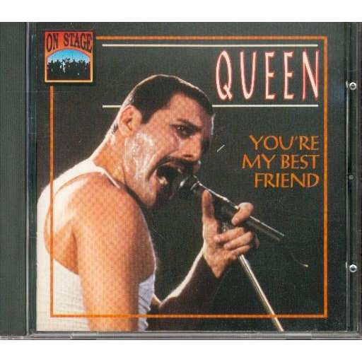 You Re My Best Friend By Queen Cd With Safir Ref 114031389