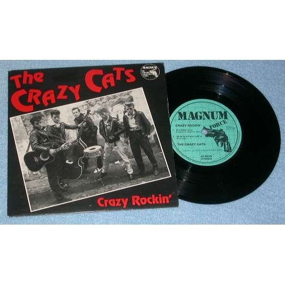The Crazy cats Crazy Rokin'  ep 4 sons