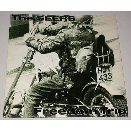 The Seers FREEDOM TRIP / DON'T BRING ME DOWN I'LL SAY NOTHING