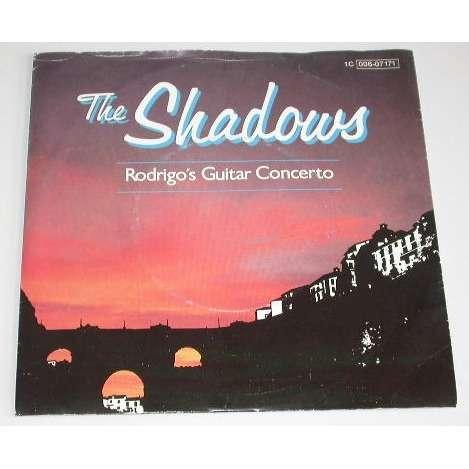 THE SHADOWS RODRIGO'S rodrigo's guitar concerto
