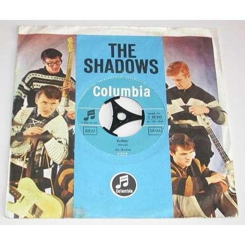 THE SHADOWS DRITIN / GUITAR TANGO