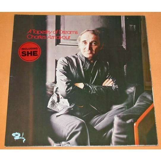 Aznavour charles A tapesty of dreams (chante en englais)