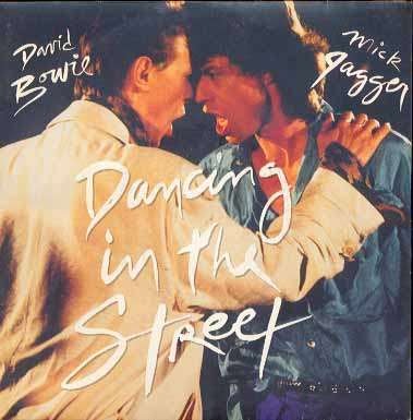 dancing in the street - David Bowie