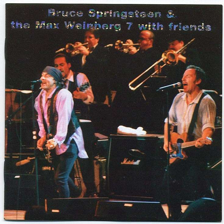 Christmas Holiday Night By Bruce Springsteen Cd X 2 With