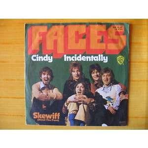 FACES Cindy accidentally
