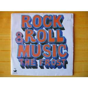 The FROST Rock'n'roll music